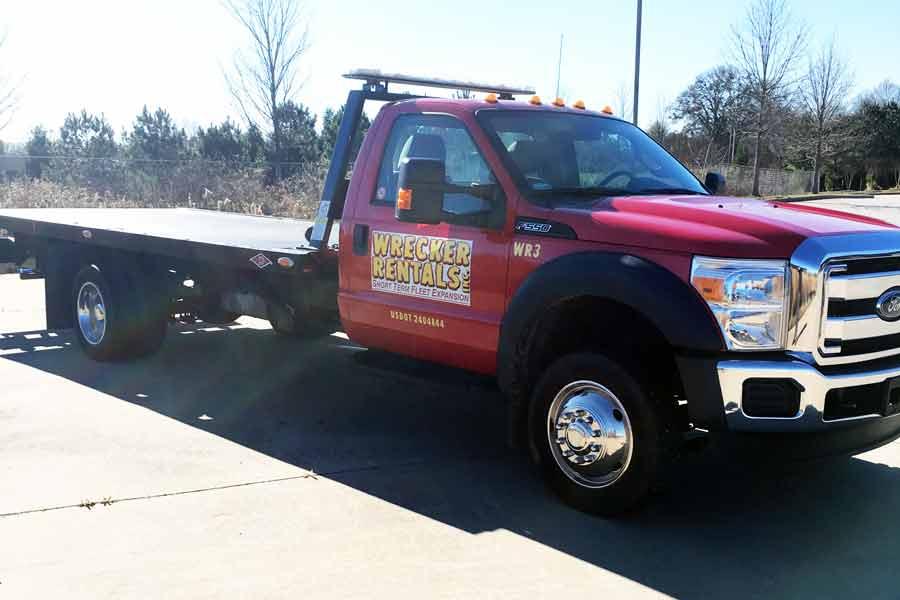 tow truck rental fleet 770 898 1200 wrecker rentals inc